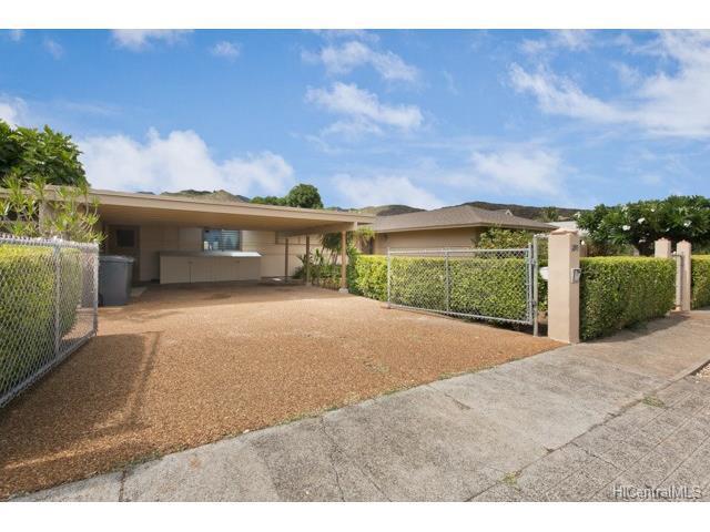 180 Niuiki Circle, Honolulu, HI 96821 (MLS #201717815) :: Elite Pacific Properties