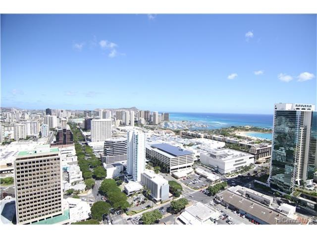 1288 Kapiolani Boulevard I-4507, Honolulu, HI 96814 (MLS #201717830) :: Elite Pacific Properties