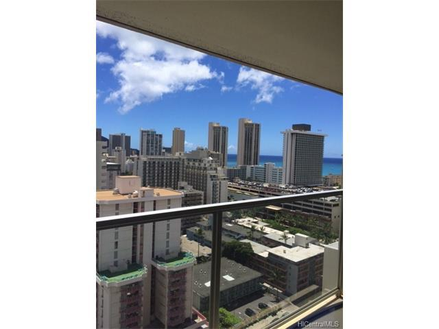 445 Seaside Avenue #2407, Honolulu, HI 96815 (MLS #201717836) :: Prosek Partners, RE/MAX Honolulu