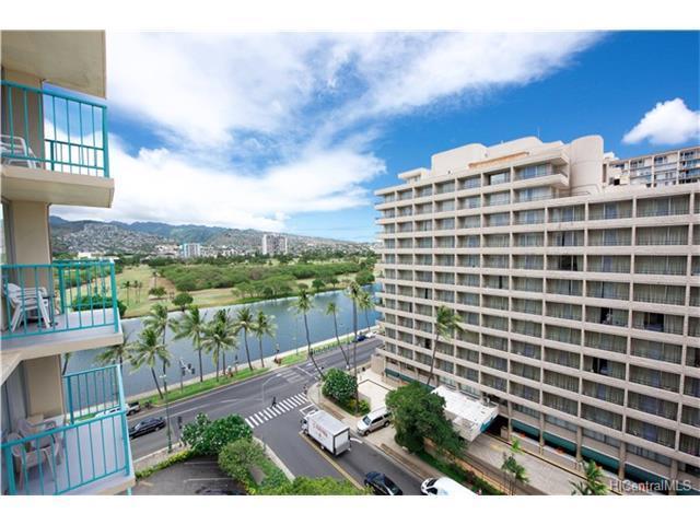 444 Kanekapolei Street #911, Honolulu, HI 96815 (MLS #201717843) :: Prosek Partners, RE/MAX Honolulu