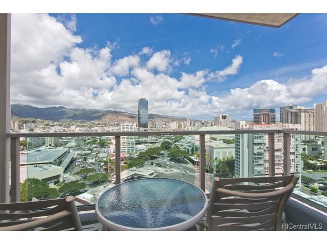 410 Atkinson Drive #1826, Honolulu, HI 96814 (MLS #201717857) :: Elite Pacific Properties