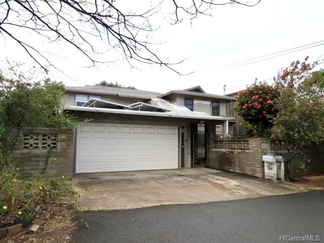 1017 Kikeke Avenue, Honolulu, HI 96816 (MLS #201717923) :: Elite Pacific Properties