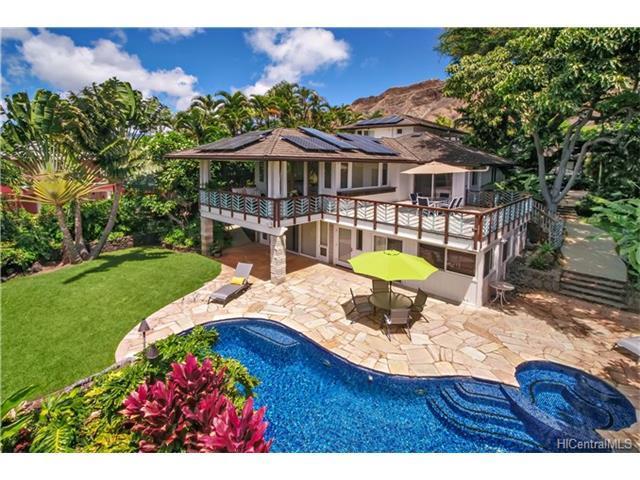 3913 Gail Street, Honolulu, HI 96815 (MLS #201718100) :: PEMCO Realty