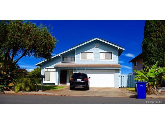 92-114 Amaui Place, Kapolei, HI 96707 (MLS #201718915) :: Keller Williams Honolulu
