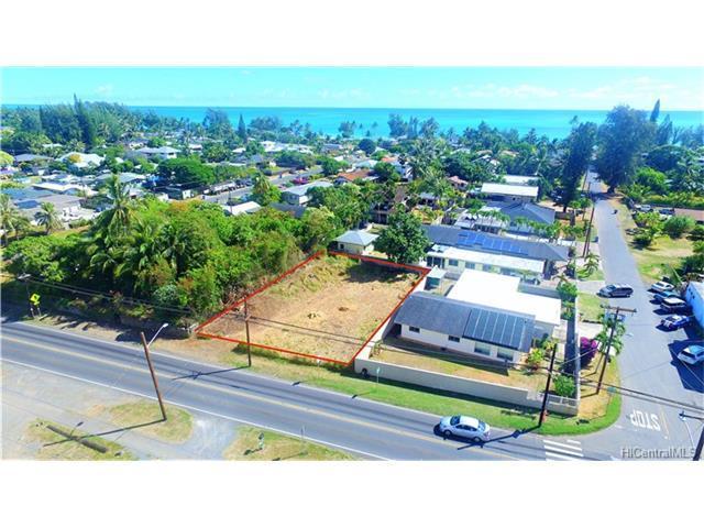 41-875 Kalanianaole Highway, Waimanalo, HI 96795 (MLS #201719064) :: PEMCO Realty