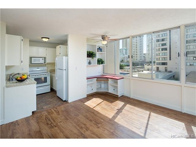 2415 Ala Wai Boulevard #607, Honolulu, HI 96815 (MLS #201719077) :: Elite Pacific Properties