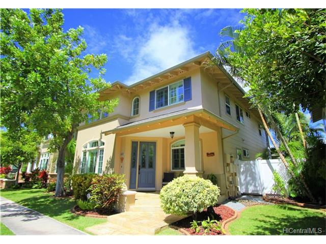 91-1014 Kaiakua Street, Ewa Beach, HI 96706 (MLS #201719459) :: The Ihara Team
