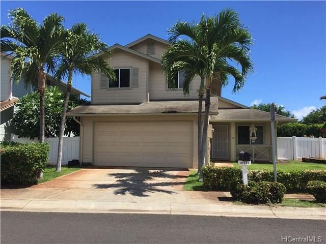91-535 Pohakupili Place, Ewa Beach, HI 96706 (MLS #201719582) :: The Ihara Team