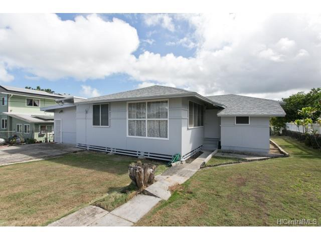 45-414 Kulauli Street, Kaneohe, HI 96744 (MLS #201719911) :: Team Lally