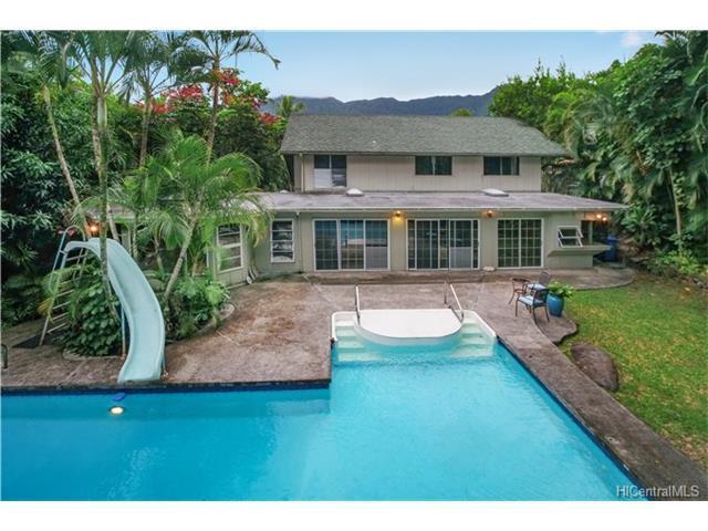 1257 Aloha Oe Drive, Kailua, HI 96734 (MLS #201719924) :: Keller Williams Honolulu