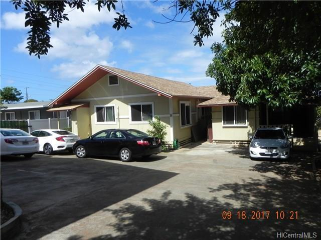 1020 12th Avenue B, Honolulu, HI 96816 (MLS #201719936) :: The Ihara Team