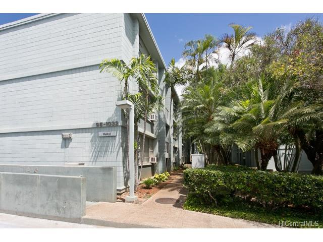 98-1032 Moanalua Road 3-304, Aiea, HI 96701 (MLS #201719993) :: Keller Williams Honolulu