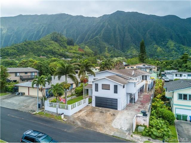47-544 Hakuhale Street, Kaneohe, HI 96744 (MLS #201720078) :: The Ihara Team