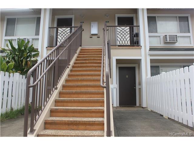 95-1151 Koolani Drive #85, Mililani, HI 96789 (MLS #201720090) :: Keller Williams Honolulu