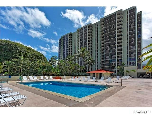 322 Aoloa Street #503, Kailua, HI 96734 (MLS #201720115) :: Keller Williams Honolulu