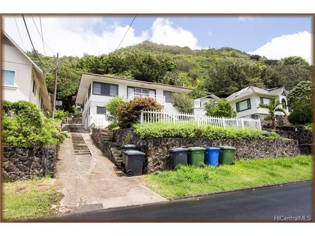 2664 Waolani Avenue, Honolulu, HI 96817 (MLS #201720204) :: Team Lally