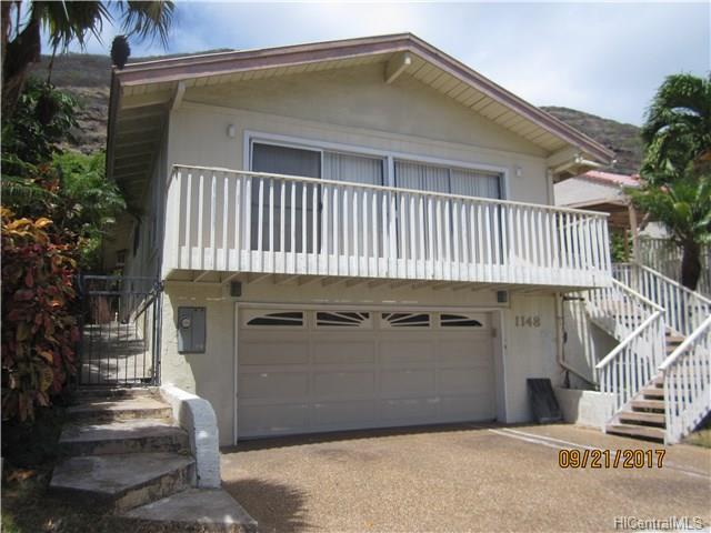 1148 Kahului Street, Honolulu, HI 96825 (MLS #201720210) :: Team Lally