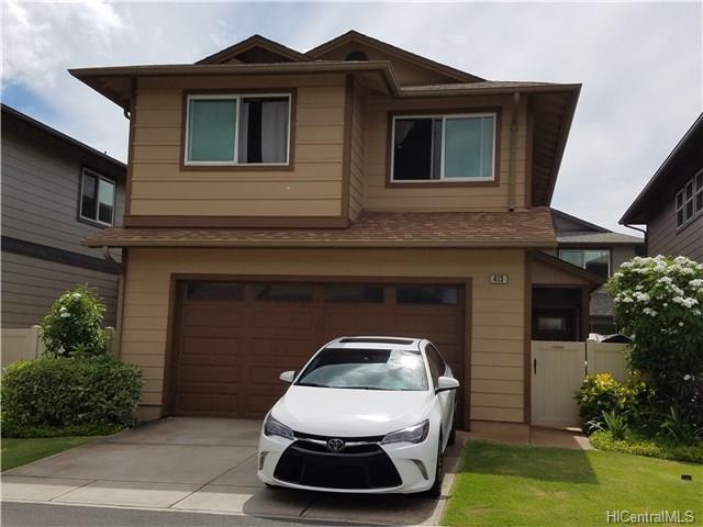 91-1001 Keaunui Drive #413, Ewa Beach, HI 96706 (MLS #201720219) :: Keller Williams Honolulu