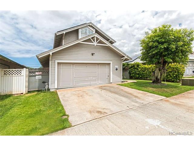 91-1016 Nihopeku Street, Kapolei, HI 96707 (MLS #201720299) :: Keller Williams Honolulu