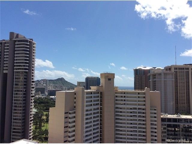 411 Hobron Lane #2711, Honolulu, HI 96815 (MLS #201720374) :: Keller Williams Honolulu