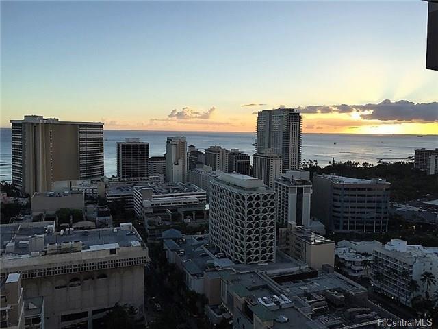 2240 Kuhio Avenue #3110, Honolulu, HI 96815 (MLS #201720376) :: Keller Williams Honolulu