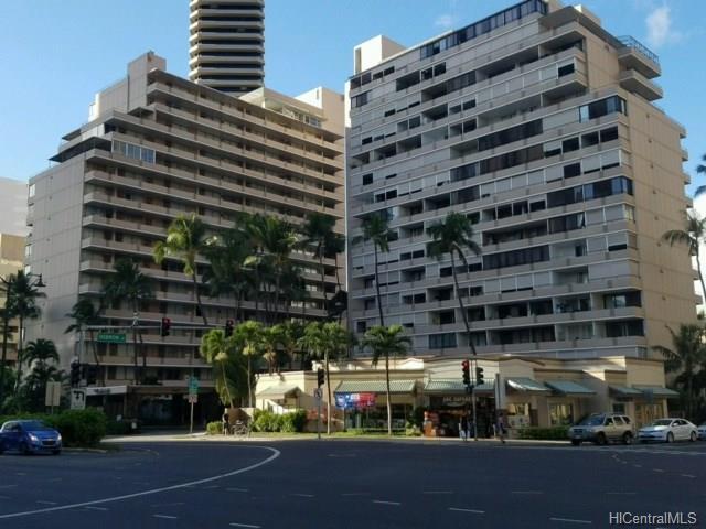 1720 Ala Moana Boulevard 905B, Honolulu, HI 96815 (MLS #201720381) :: Keller Williams Honolulu