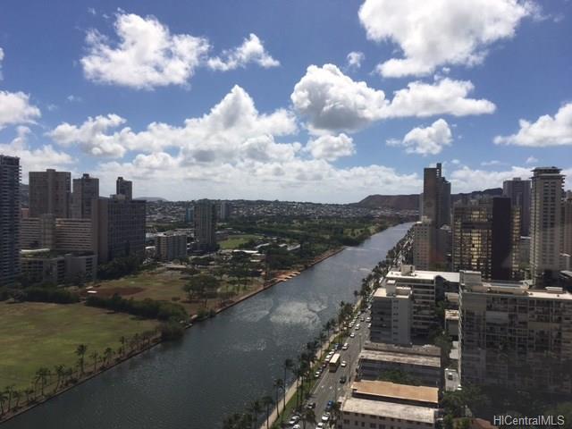 444 Niu Street #2803, Honolulu, HI 96815 (MLS #201720417) :: Keller Williams Honolulu