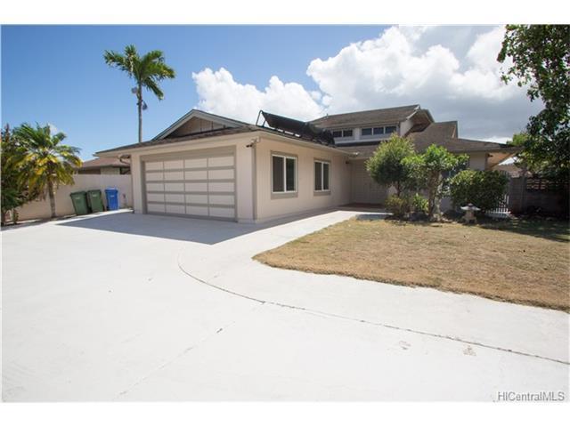 95-090 Lauaki Place, Mililani, HI 96789 (MLS #201721014) :: Elite Pacific Properties