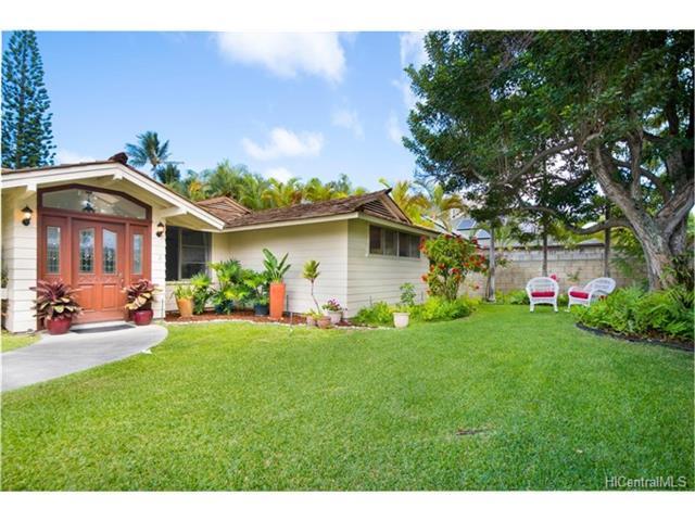 106 S Kainalu Drive, Kailua, HI 96734 (MLS #201721094) :: Elite Pacific Properties