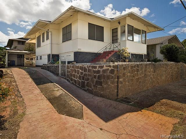 1011 Belser Street, Honolulu, HI 96816 (MLS #201721208) :: The Ihara Team