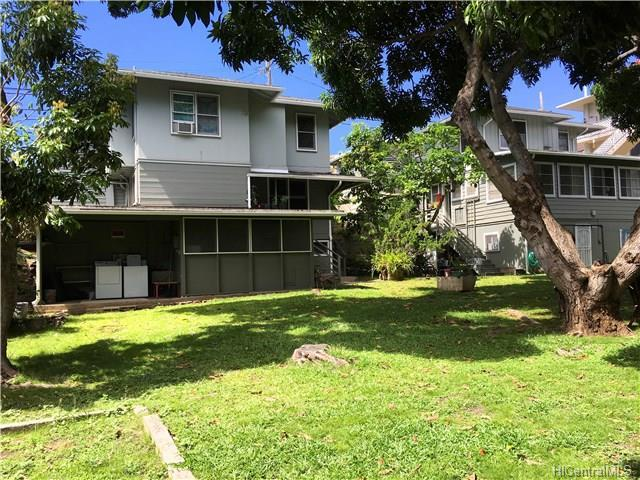 1709 & 1715 Pensacola Street, Honolulu, HI 96822 (MLS #201721323) :: Redmont Living