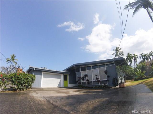 1117 Lauloa Street, Kailua, HI 96734 (MLS #201721508) :: Keller Williams Honolulu