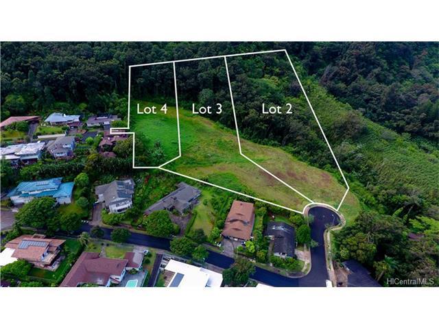 Lot 4 Kamaaina Place, Honolulu, HI 96817 (MLS #201721549) :: The Ihara Team