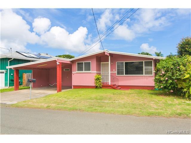 44-017 Malukai Place, Kaneohe, HI 96744 (MLS #201721622) :: Keller Williams Honolulu