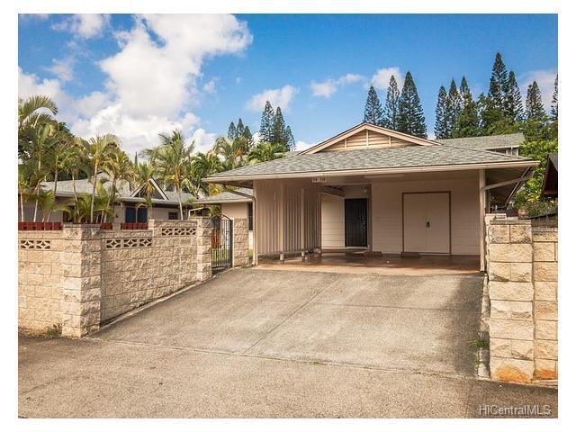 94-159 Kiaha Loop, Mililani, HI 96789 (MLS #201721652) :: Keller Williams Honolulu