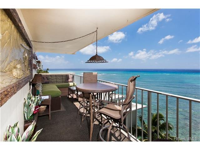 2947 Kalakaua Avenue #901, Honolulu, HI 96815 (MLS #201721701) :: Keller Williams Honolulu