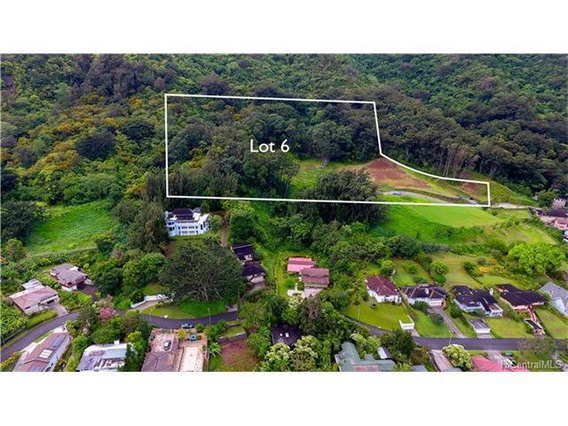 Lot 6 Kamaaina Drive, Honolulu, HI 96817 (MLS #201721747) :: The Ihara Team