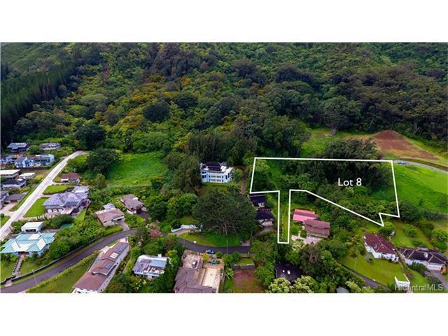 Lot 8 Kamaaina Drive, Honolulu, HI 96817 (MLS #201721749) :: The Ihara Team