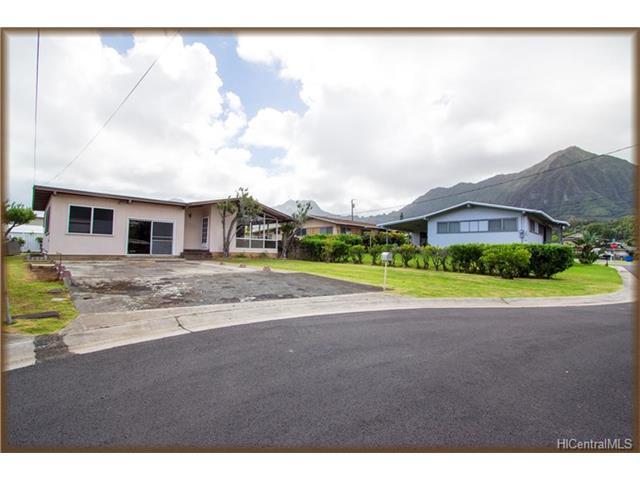 45-554 Keneke Place, Kaneohe, HI 96744 (MLS #201721767) :: Keller Williams Honolulu