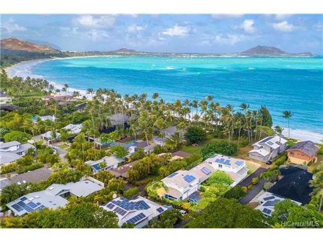 220 S Kalaheo Avenue A, Kailua, HI 96734 (MLS #201721770) :: PEMCO Realty
