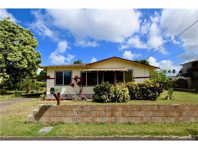 66-124 Keahipaka Lane, Haleiwa, HI 96712 (MLS #201721822) :: PEMCO Realty