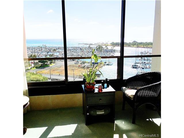 1650 Ala Moana Boulevard #1613, Honolulu, HI 96815 (MLS #201721826) :: Elite Pacific Properties