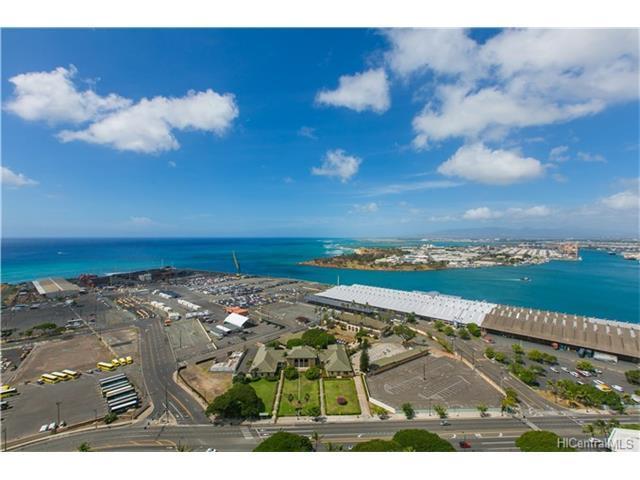 415 South Street #3504, Honolulu, HI 96813 (MLS #201721829) :: Elite Pacific Properties