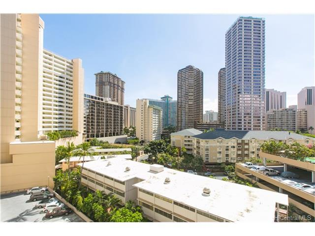 425 Ena Road 801C, Honolulu, HI 96815 (MLS #201721887) :: Elite Pacific Properties