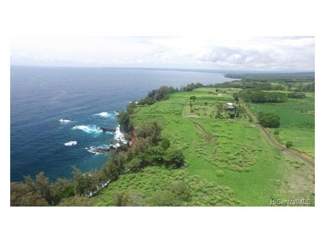 Lot 25 Beach Road, Pepeekeo, HI 96783 (MLS #201721889) :: The Ihara Team