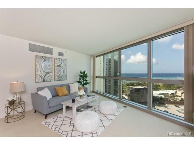1177 Queen Street #2403, Honolulu, HI 96814 (MLS #201721906) :: Elite Pacific Properties