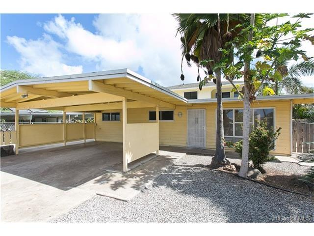 87-377 Heleuma Street, Waianae, HI 96792 (MLS #201721913) :: PEMCO Realty