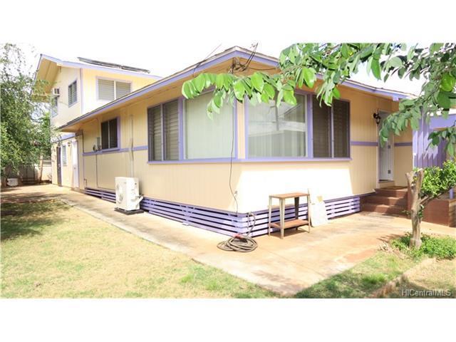 94-870 Awanei Street, Waipahu, HI 96797 (MLS #201721917) :: PEMCO Realty