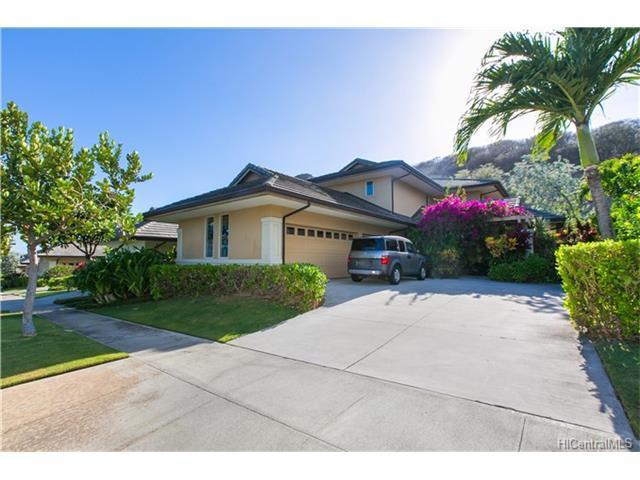 1036 Koko Uka Place, Honolulu, HI 96825 (MLS #201721922) :: Elite Pacific Properties