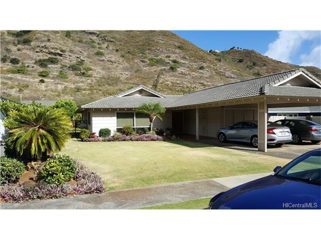 827 Kii Street, Honolulu, HI 96825 (MLS #201721944) :: Elite Pacific Properties